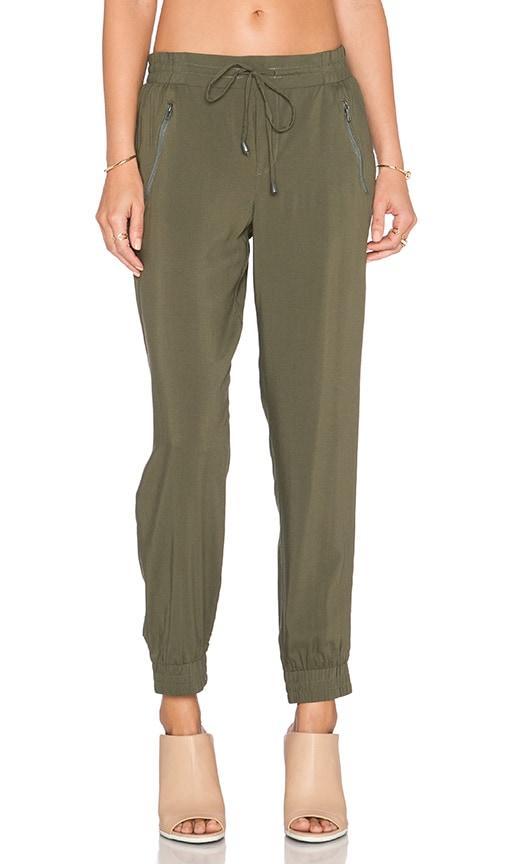 Rayon Voile Jogger Pant