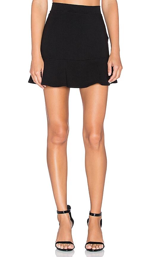 Splendid Mini Skirt in Black