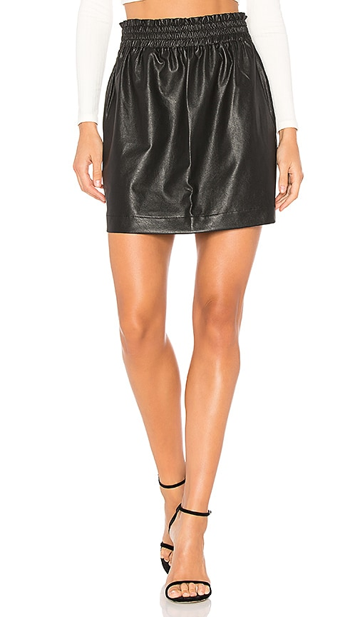18720dab61 Faux Leather Skirt. Faux Leather Skirt. Splendid
