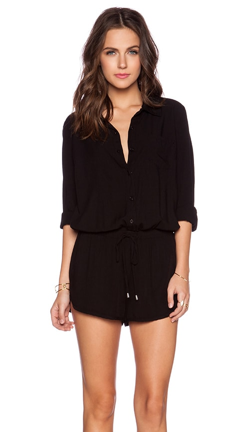 Rayon Voile Romper