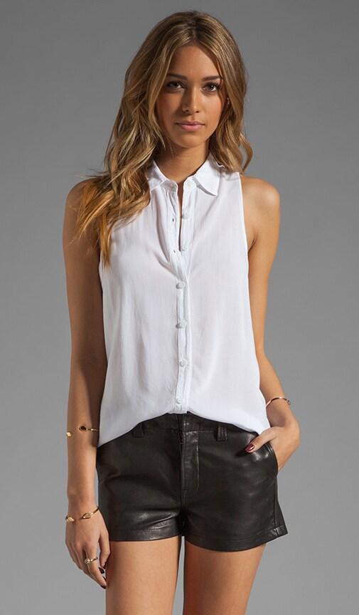 Shirting Button Up Tank