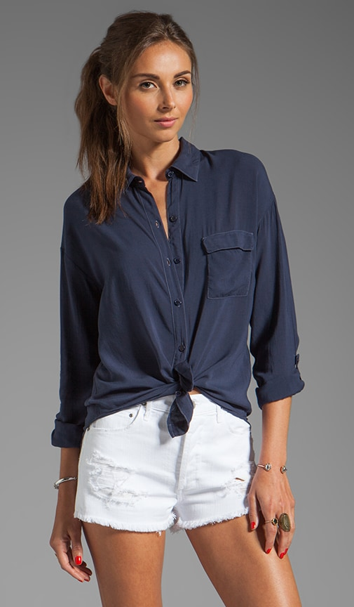 Shirting Button Up
