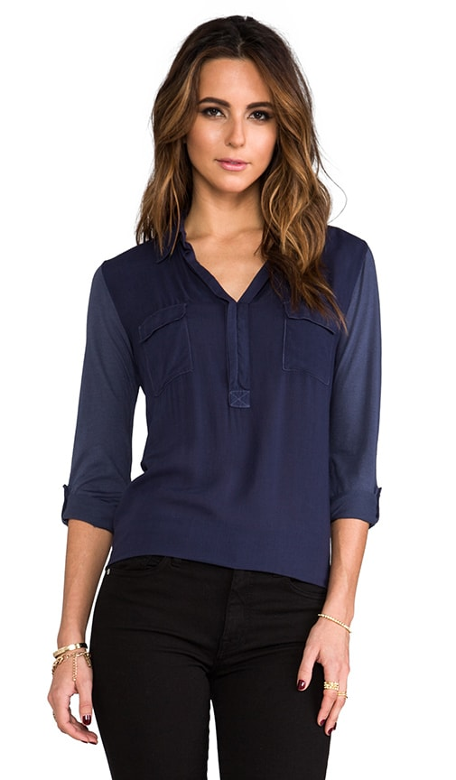 Shirting Top