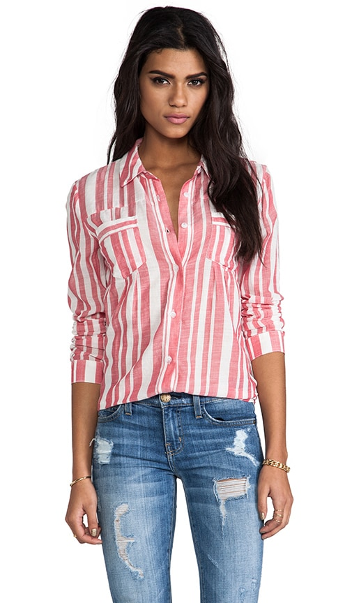 Oasis Stripe Shirting