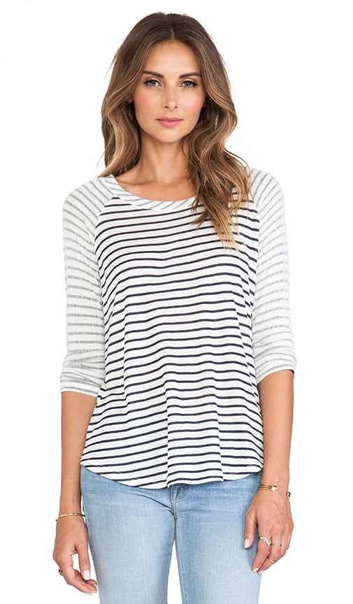 Montrose Stripe Long Sleeve Tee