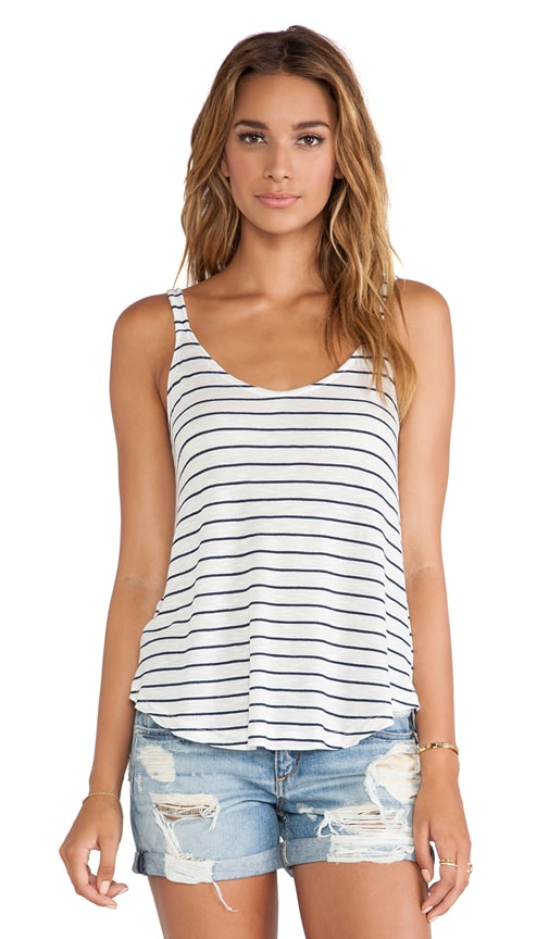 New Haven Stripe Tank