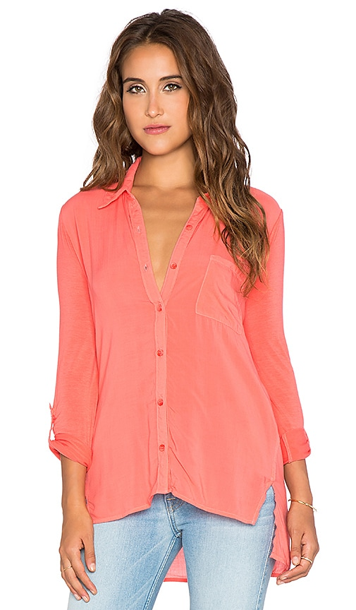 Rayon Voile Shirting Button Up
