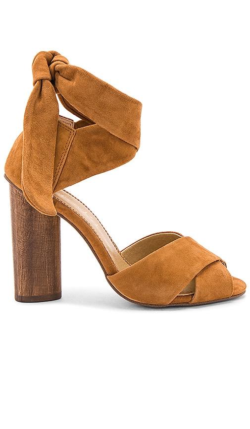 Splendid Johnson Heel in Cognac