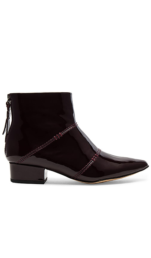 Splendid Rina Bootie in Burgundy