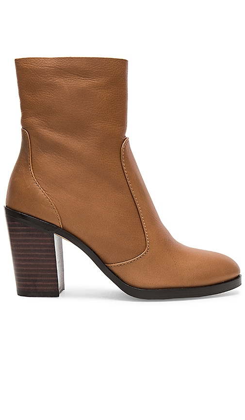 aebc114df6d Splendid Roselyn Bootie in Chestnut | REVOLVE