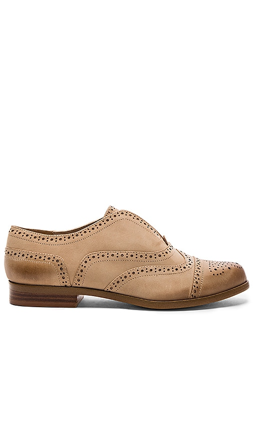 Splendid Tobey Oxford in Taupe