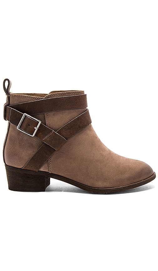 Splendid Holland Bootie in Taupe