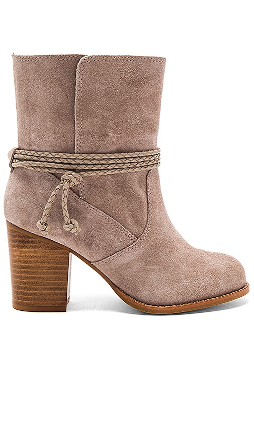 Splendid Larchmonte Bootie in Taupe
