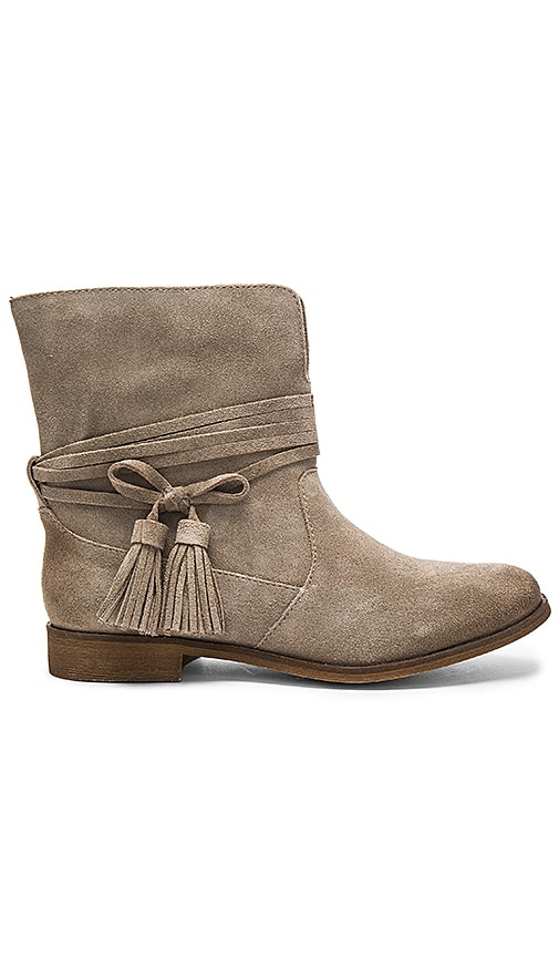Splendid Pennie Bootie in Grey