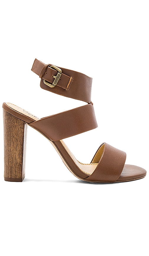 Splendid Jessy Heels in Brown