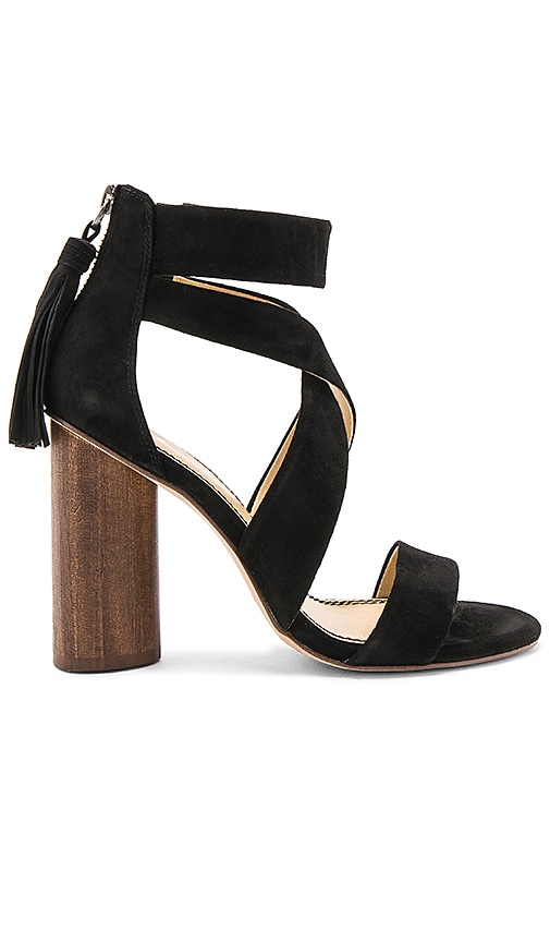 Splendid Jara Heel in Black