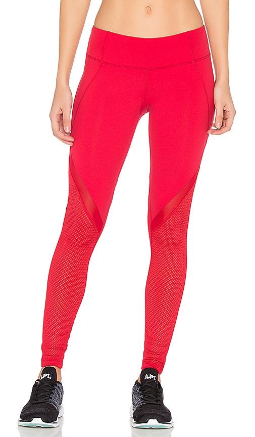 Splits59 Jordan Legging in Red