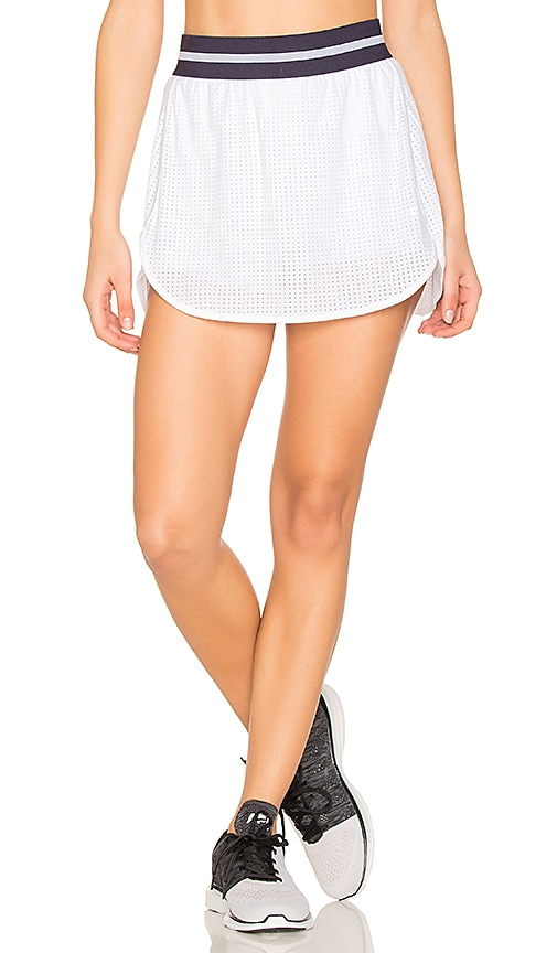 Splits59 Serve Skirt in White