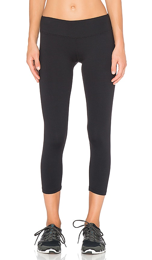Splits59 Nova Performance Capri Pant in Black & White