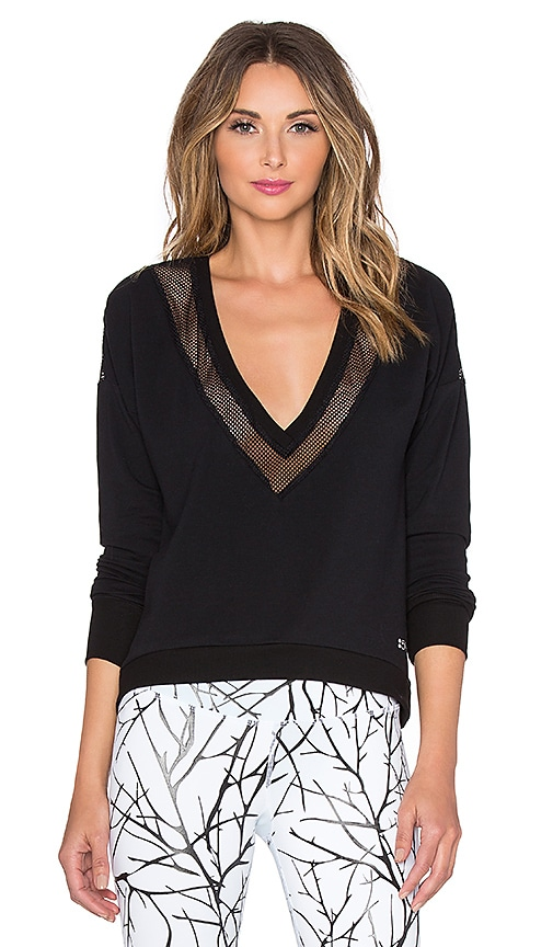 Splits59 Adrian Pullover in Black