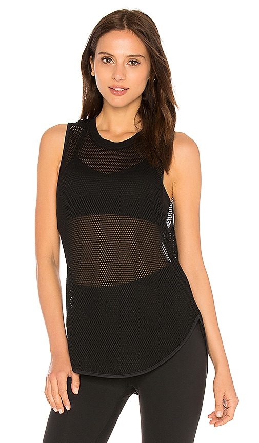 Splits59 Swing Tank in Black