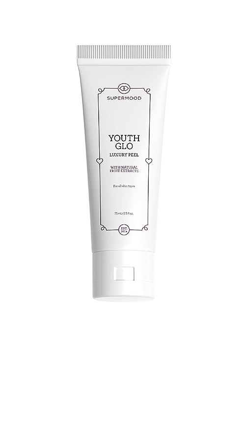 SUPERMOOD Youth Glo The Luxury Peel in N/A