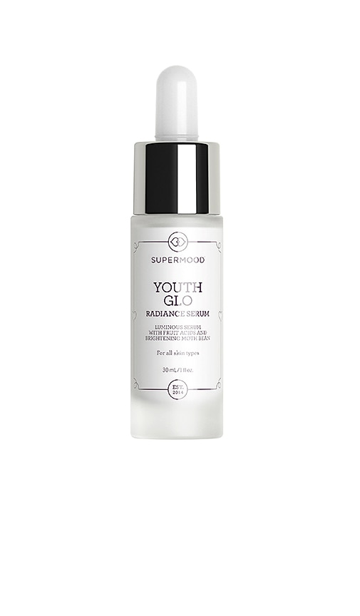 SUPERMOOD Youth Glo Radiance Serum in N/A