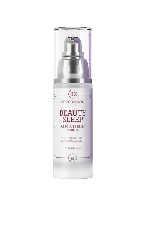 SUPERMOOD Beauty Sleep Absolute Bliss Serum in N/A