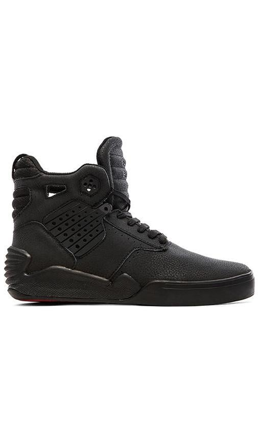 2d4e5f786b23 Supra Skytop IV in Black from Revolve.com