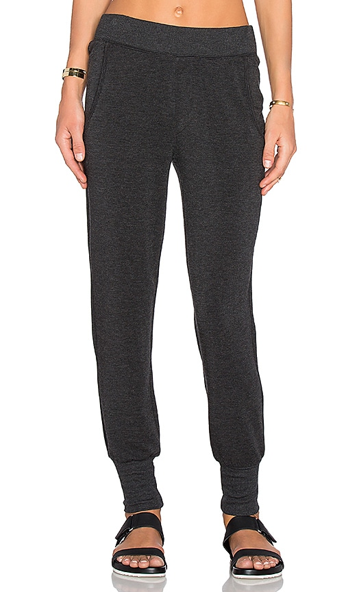 Spiritual Gangster Laguna Sweatpant in Charcoal