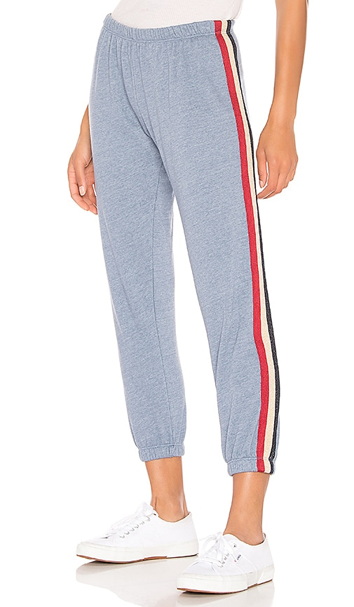 Stripe Perfect Sweatpant