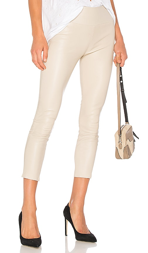 37b408c04 SPRWMN High Waist 3/4 Legging in Nude | REVOLVE