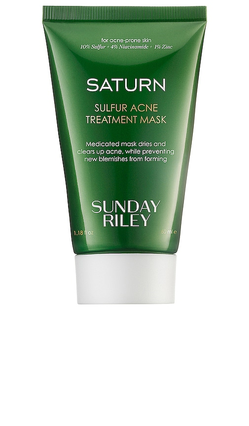 Saturn Sulfur Acne Treatment Mask by Sunday Riley