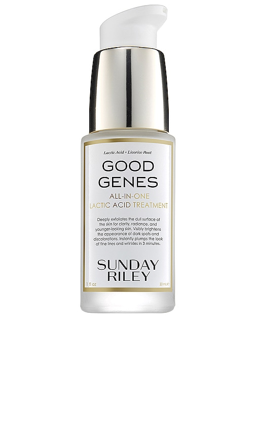 Travel Good Genes Lactic Acid Treatment