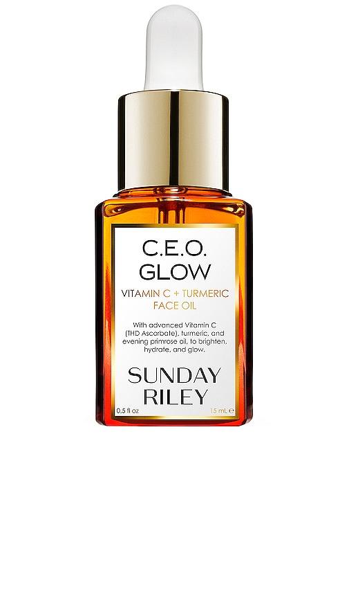 Travel C.E.O. Glow Vitamin C + Turmeric Face Oil