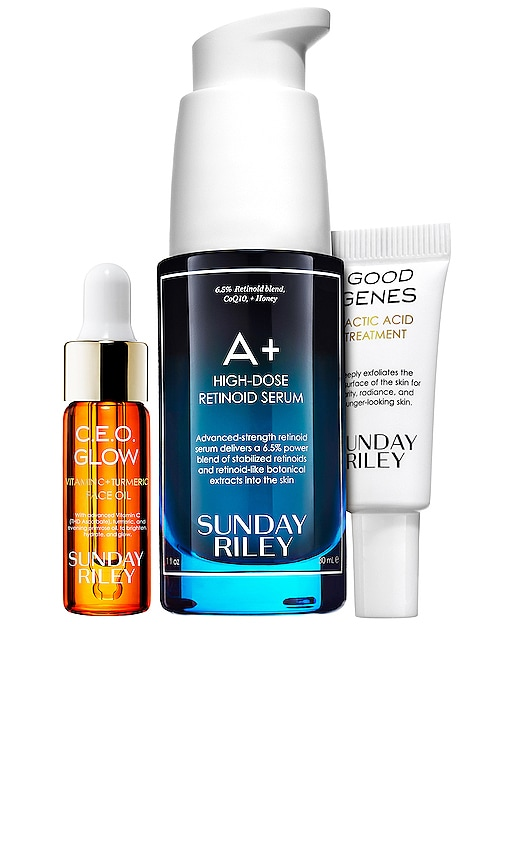 A+ High-Dose Retinoid Serum Limited Edition Kit