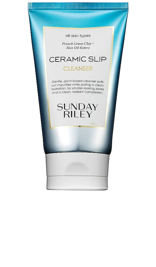 Ceramic Slip Clay Cleanser by Sunday Riley