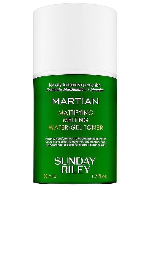 Travel Martian Mattifying Melting Water-Gel Toner