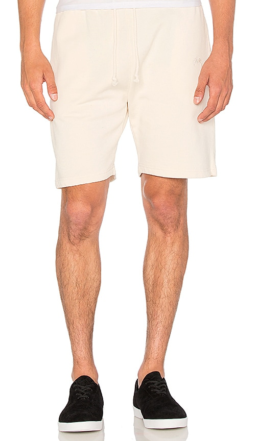 Stussy OD Stock Shorts in Beige