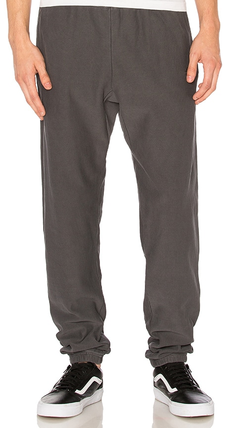 Stussy OD Stock Pants in Charcoal