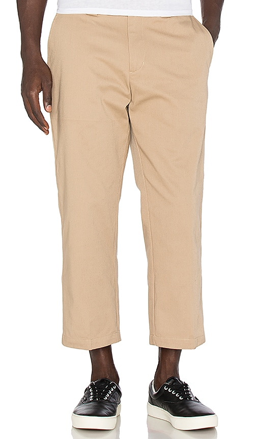 Stussy Big Boi Pant in Tan