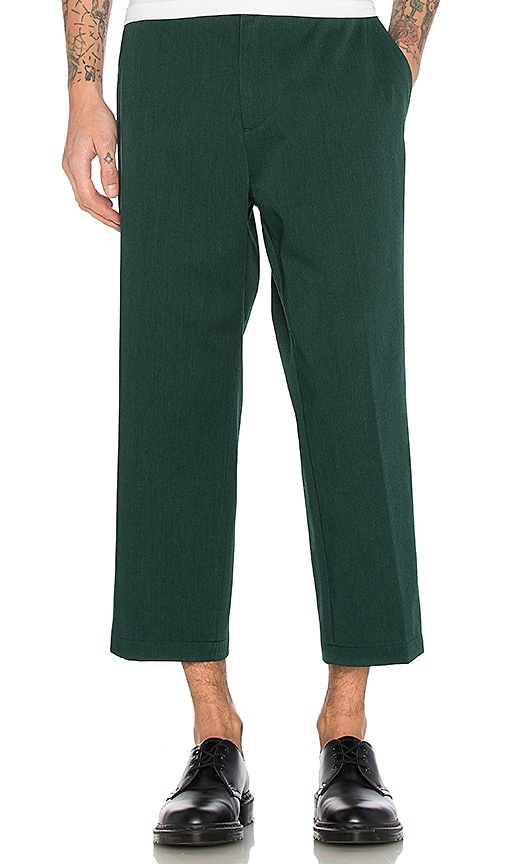 Stussy Big Boi Pant in Dark Green