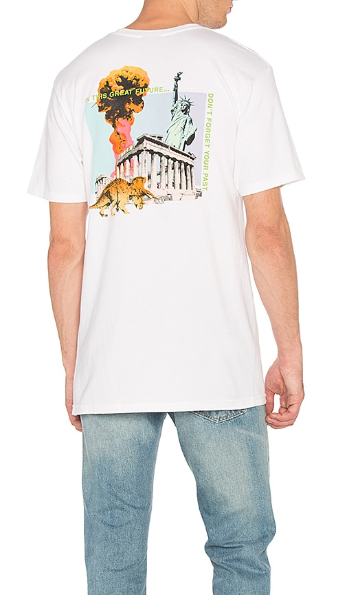 Stussy Future Past Tee in White