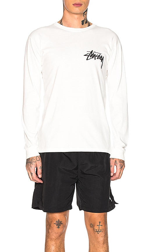 Stock Long Sleeve Tee
