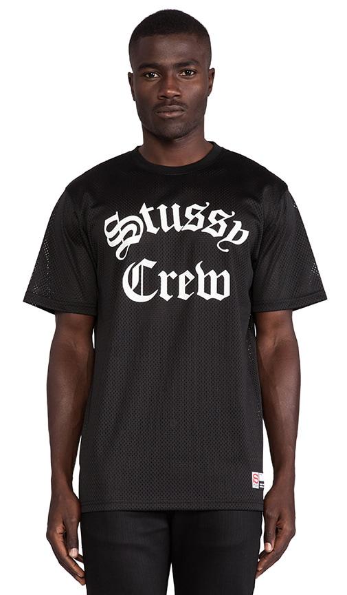 Crew Mesh Tee