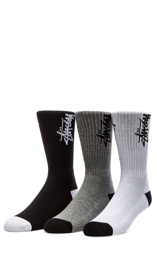 Stock Crew Socks