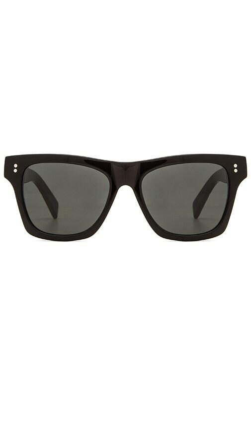 518c6d369f Stussy Norton Sunglasses in Black Dark Grey