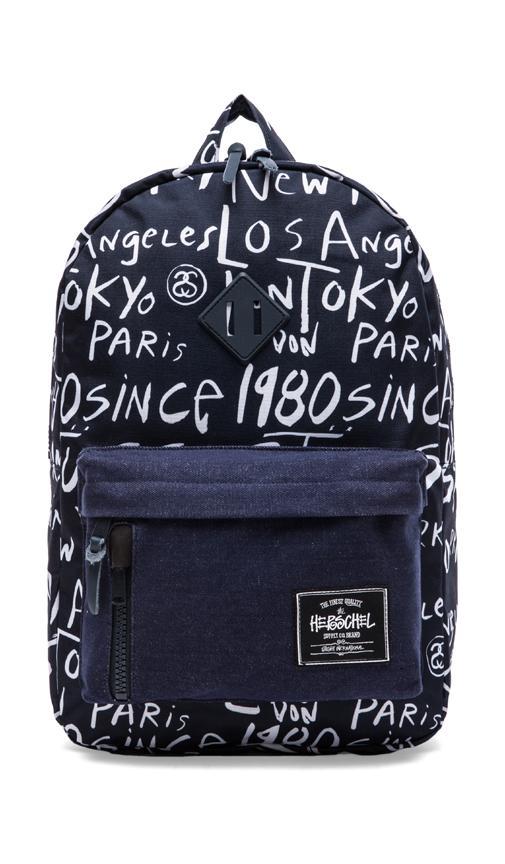x Herschel Cities Backpack