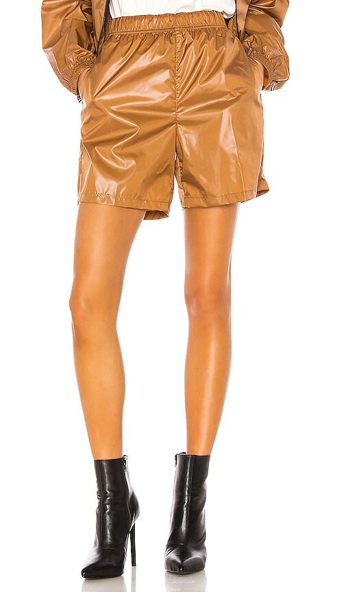 Langley Shiny Baggy Short