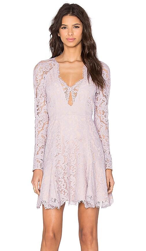 STYLESTALKER Triumph Dress in Lavender